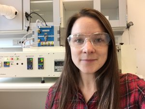 Young scientists: Interview with Hazel Reardon