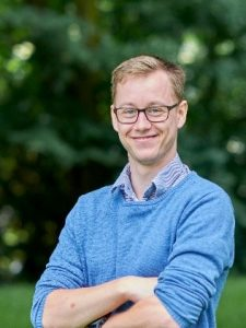 Den unge forsker Jakob Lass