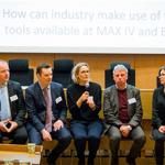Hur kan industri få nytta av tekniker tillgängliga på MAX IV och ESS?